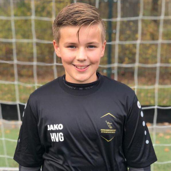 Hugo - Keepers Academy van de Graaf
