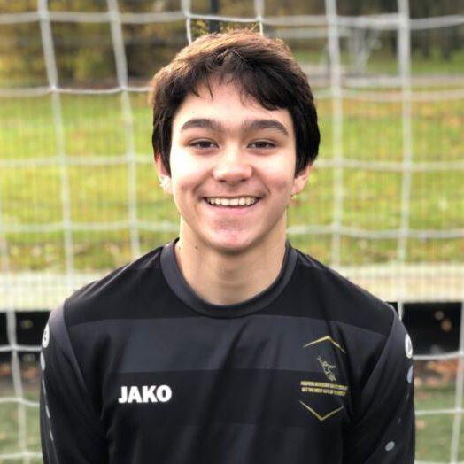 Mitch - Keepers Academy van de Graaf